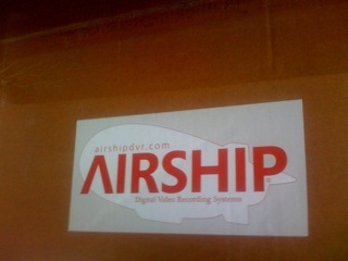 Airship label